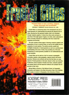 Fractal Cities Back Cover